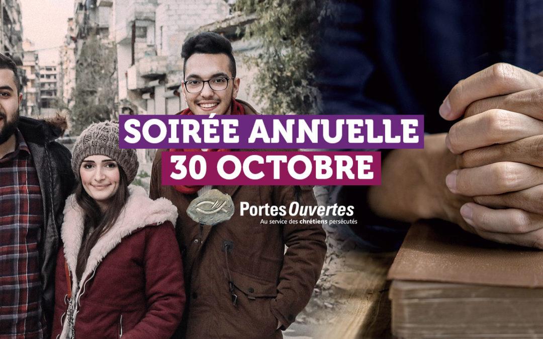 SOIRÉE PORTES OUVERTES